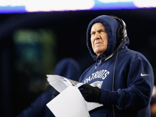 'Not on Snap Face': Belichick's Classic Reply to Steelers' Video