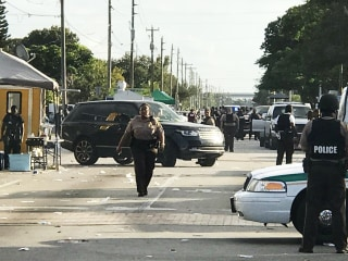 Five Juveniles, Three Others Injured in Shooting During MLK Festival in Miami
