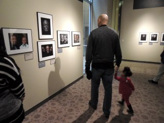 Families Use MLK Day to Focus on King's Message of Peace