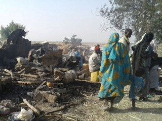 Nigerian Air Force Kills More Than 100 Civilians by Accident in Strike Targeting Boko Haram: Military Official