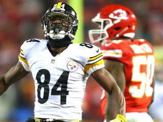 Steelers WR Tweets Apology For Facebook Video In Locker Room