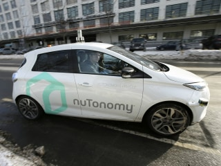 For Driverless Cars, a Moral Dilemma: Who Lives and Who Dies?