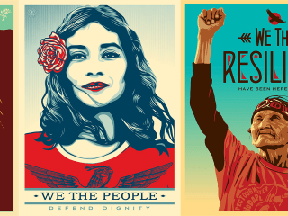'We the People' Public Art Series Plans to Infiltrate the Inauguration