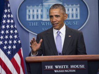 Obama Says America Will Be 'Okay' In Final Press Conference