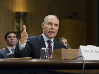 Scott Pruitt, President Trump's EPA Nominee, Ordered to Release Thousands of Emails