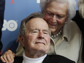 George H.W. Bush and Wife, Barbara, Hospitalized as 'Precaution' for Separate Health Issues