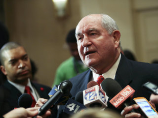 Donald Trump Taps Former Georgia Gov. Sonny Perdue as Secretary of Agriculture