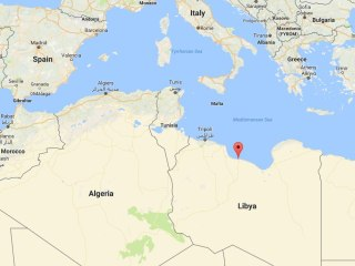 U.S. B-2 Bombers Strike ISIS Camps Near Sirte, Libya: Officials