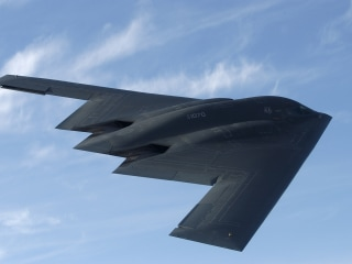 U.S. B-2 Bombers Strike ISIS Camps Near Sirte, Libya: Officials