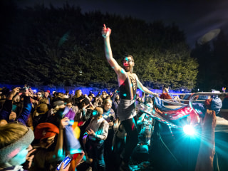 'Queer Dance Party' Takes to DC Streets to Protest Mike Pence