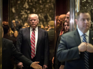 Analysis: Contrast Between Obama and Trump Is 'Unprecedented'