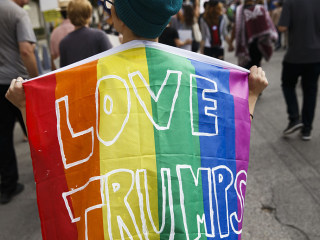Opinion: For LGBTQ Americans, Resistance Is Not Futile