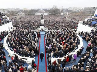 In Inaugural Address, Trump Pledges to Keep 'America First'