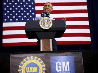 With Obama in the Driver's Seat, Automakers Set Records — But Still Faced Challenges