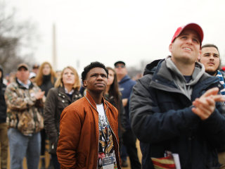 Taking the Pulse of Black America at Inauguration