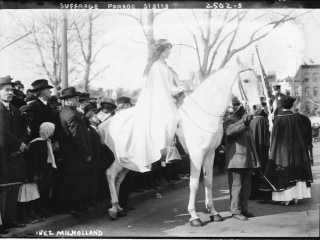 Women's Suffrage: Marching for Rights 100 Years Ago