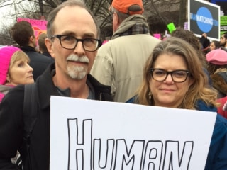 Women's March Marked by Brash, Funny Signage Raised High