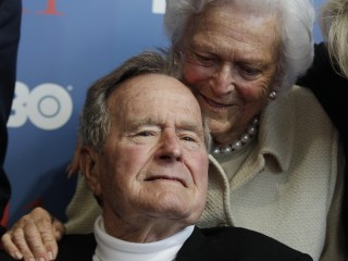 George H.W. Bush, Barbara Bush Making Strong Recoveries, Spokesman Says