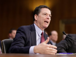 Comey to Remain on as FBI Director