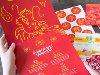 Panda Express Rings In Chinese New Year With Food, Fun, and 'Feastivities'