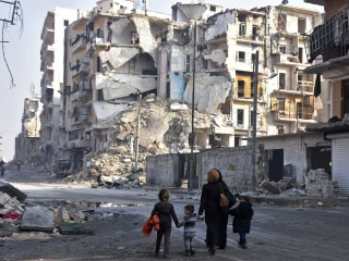 Syria Peace Talks: Why Were Some Nations Invited and Others Not?