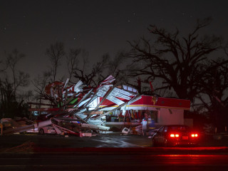 Weekend Storms Wreak Havoc Across the South