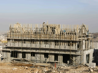 Israel Okays 2,500 New West Bank Settlement Homes