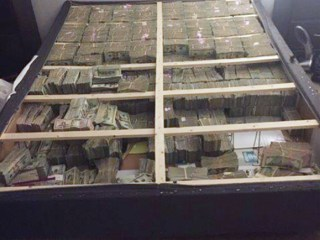 Police Find $20M Cash in Box Spring, Brazilian Man Held Without Bail