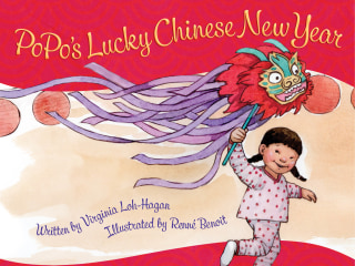 Children's Book 'PoPo's Lucky Chinese New Year' Explores Holiday's Traditions