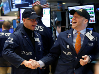 Riding High: Dow Jones Just Hit the 23,000 Mark