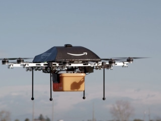 Amazon's Latest Drone Would Parachute Parcels Into Your Backyard