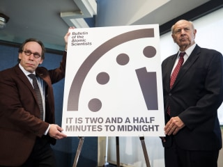 Doomsday Clock Ticks 30 Seconds Closer to Global Annihilation Thanks to Trump, Scientists Say