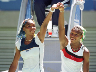 Sibling Rivalry: Venus and Serena Rally Through the Years