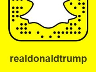 Trump on Snapchat? President's Expanded Social Media Presence Offers Pitfalls