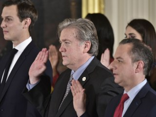 West Wing Battle Brews Between Nationalists and Globalists