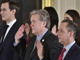 Bannon touts Trump's 'economic nationalist agenda'