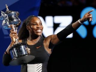 A Look Back at Serena Williams' Iconic Grand Slam Moments