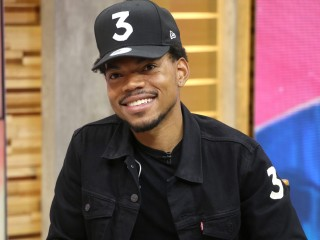 Watch Chance the Rapper deliver the weather report in Chicago