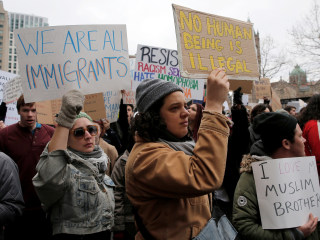 Trump Administration Rolls Out Revised Immigration Executive Order
