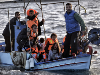 Fishermen Who Brave the Seas to Rescue Migrants Now Need Saving