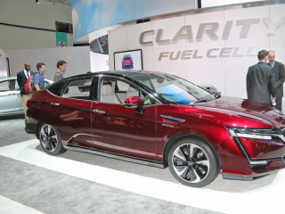 GM and Honda Team up to Create Hydrogen-Powered Cars