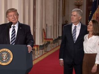 First Read's Morning Clips: What You Need to Know About Neil Gorsuch