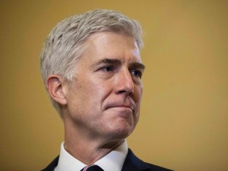 Opinion: Gorsuch May Be Supreme Court's Most Religiously Motivated Justice