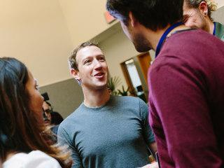 At Facebook's F8 Conference, Company Takes a Big Jab at Snapchat