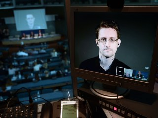 Snowden 'Not Afraid' of Being Returned to U.S. From Russia