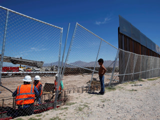 Trump Border 'Wall' Could Cost $21.6 Billion, Take 3.5 Years to Build: Report