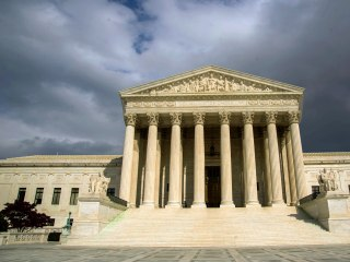 Major cases on voter purging, union power await Supreme Court in 2018