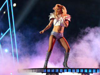 Lady Gaga Responds to Body-Shamers After Halftime Show