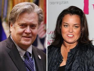 Rosie O'Donnell: 'Of Course I Would' Play Bannon on 'SNL'