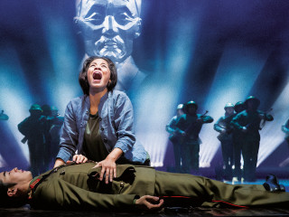 From London to New York: 'Miss Saigon' Returns to Broadway with Bright, Young Star